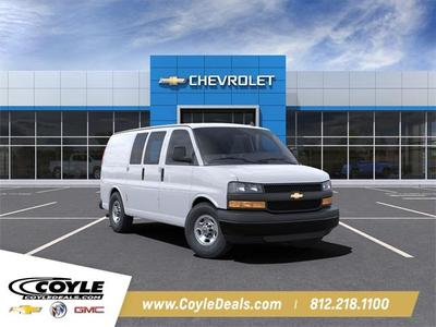 Chevrolet Express 2500 2021 a la venta en Clarksville, IN