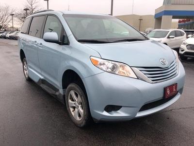 2015 Toyota Sienna LE for sale VIN: 5TDKK3DC2FS557992