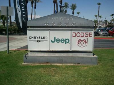 Crystal Chrysler Jeep Dodge Fiat RAM Image 5