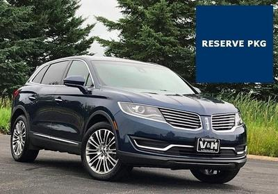 Lincoln MKX 2017 for Sale in Marshfield, WI