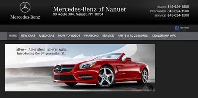 Dealers Cars Com >> Mercedes Benz Of Nanuet In Nanuet Including Address Phone Dealer