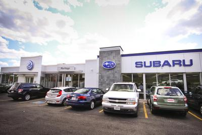 Heritage Subaru VW Image 1