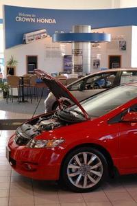 Crown Honda of Greensboro Image 4