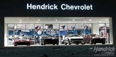 Hendrick Chevrolet Cary Image 4