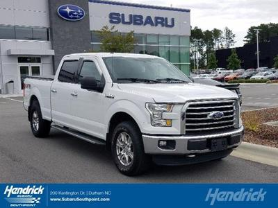 2016 Ford F-150 XL for sale VIN: 1FTFW1EFXGFB87122