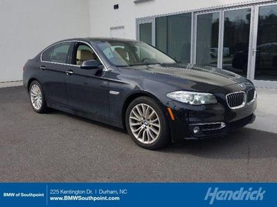 2016 BMW 528 i xDrive for sale VIN: WBA5A7C52GG148152