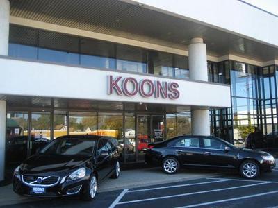 Koons Volvo Cars White Marsh Image 1