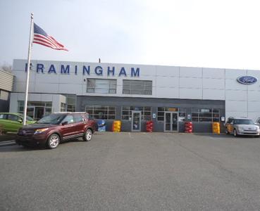 Framingham Ford Image 2