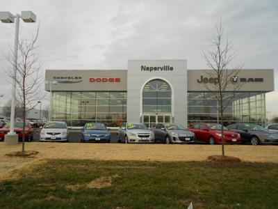 Naperville Chrysler Jeep Dodge RAM Image 4
