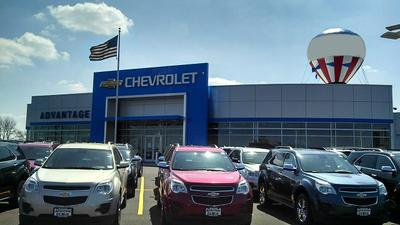 Advantage Chevrolet of Bolingbrook Image 2