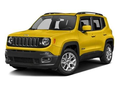 2017 Jeep Renegade Latitude for sale VIN: ZACCJBBB0HPF50955