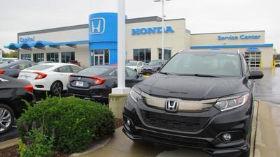 Capital Honda Image 5