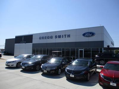 Gregg Smith Ford Lincoln Image 6