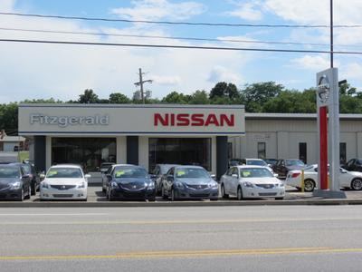 Fitzgerald Toyota Nissan Chambersburg Image 1