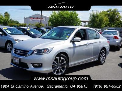 Honda Accord 2014 for Sale in Sacramento, CA