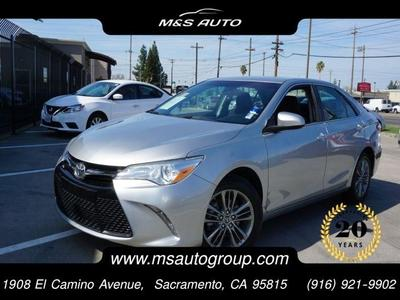 Toyota Camry 2017 for Sale in Sacramento, CA