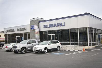 Heritage Mazda Subaru Catonsville Image 2