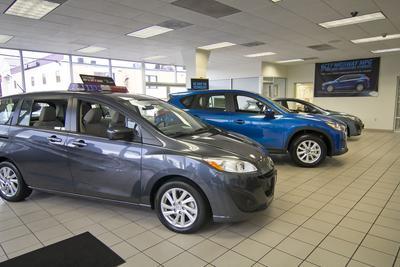 Heritage Mazda Subaru Catonsville Image 6