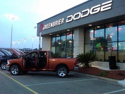 Greenbrier Dodge RAM Image 1