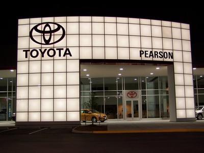 Pearson Toyota Image 1