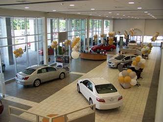 Pearson Toyota Image 2