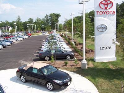 Pearson Toyota Image 4