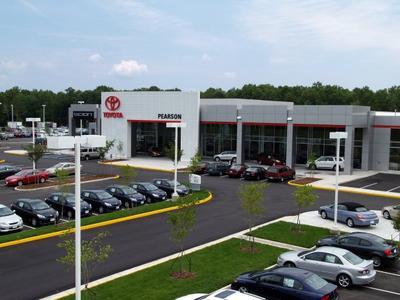 Pearson Toyota Image 5