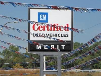 Merit Chevrolet Image 1