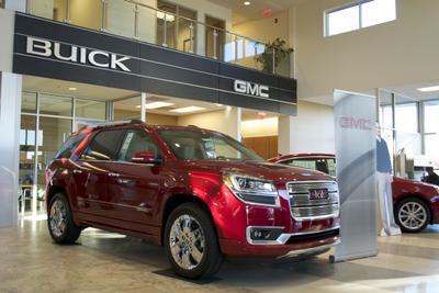 Jim Hudson Buick GMC Cadillac Image 1
