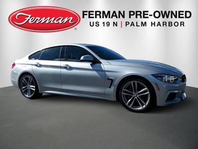 2018 BMW 430 Gran Coupe i for sale VIN: WBA4J1C52JBG80422