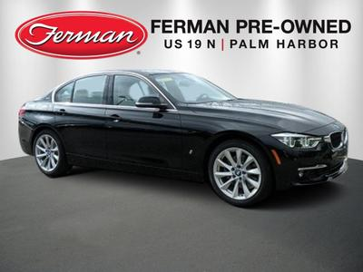 2018 BMW 330e iPerformance for sale VIN: WBA8E1C53JA756254