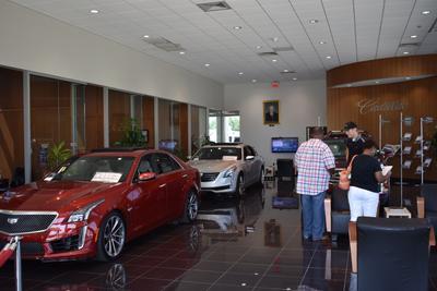 Vince Whibbs Buick GMC Cadillac Image 1