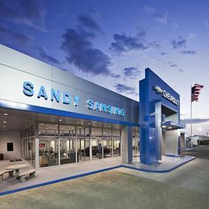 Sandy Sansing Chevrolet Image 1