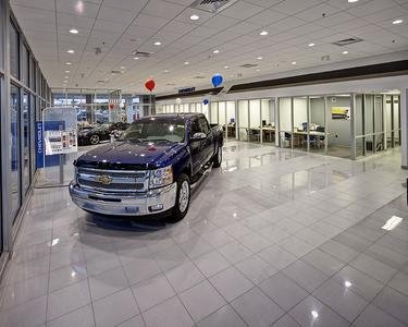 Sandy Sansing Chevrolet Image 3