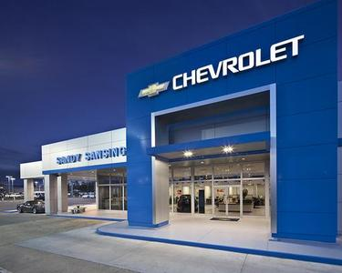 Sandy Sansing Chevrolet Image 4