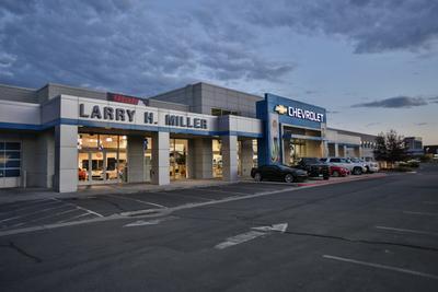 Larry H. Miller Chevrolet Murray Image 1
