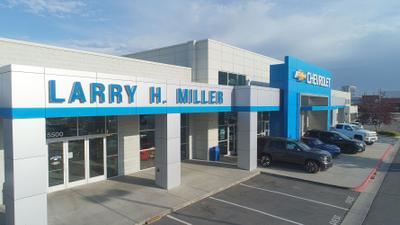 Larry H. Miller Chevrolet Murray Image 2