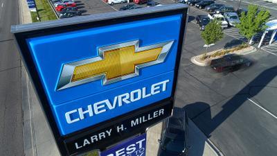 Larry H. Miller Chevrolet Murray Image 4
