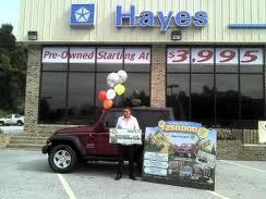 Hayes Chrysler Dodge Jeep RAM - Gainesville Image 2