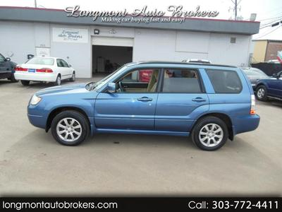 2008 Subaru Forester  for sale VIN: JF1SG65688H731220