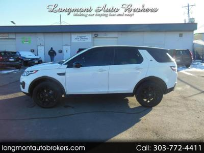 Land Rover Discovery Sport 2015 for Sale in Longmont, CO