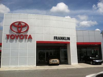 Franklin Toyota Image 1