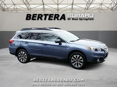 Subaru Outback 2017 a la venta en West Springfield, MA