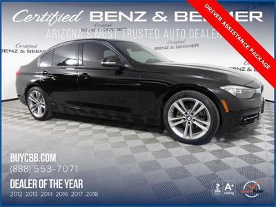 2016 BMW 328 i for sale VIN: WBA8E9G58GNT42588