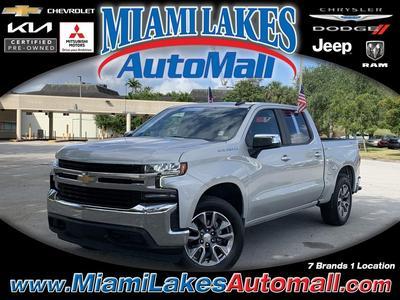 Chevrolet Silverado 1500 2020 for Sale in Hialeah, FL
