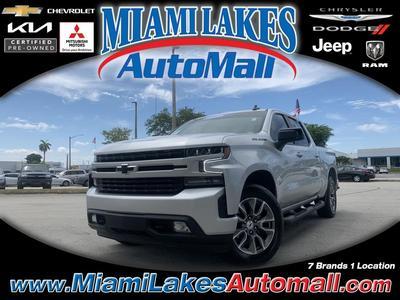 Chevrolet Silverado 1500 2021 for Sale in Hialeah, FL