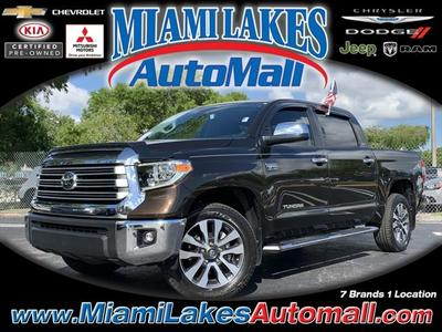 2019 Toyota Tundra Limited for sale VIN: 5TFFY5F1XKX247259