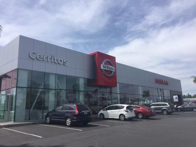 Cerritos Nissan in Cerritos including address, phone, dealer