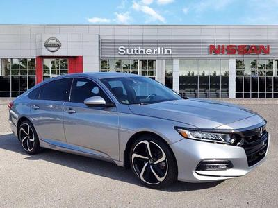Honda Accord 2018 for Sale in Fort Myers, FL