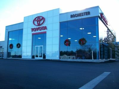 Rochester Toyota Image 8